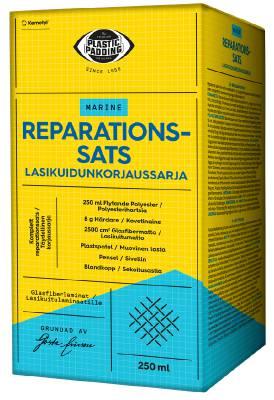 Reparationssats Plastic Padding