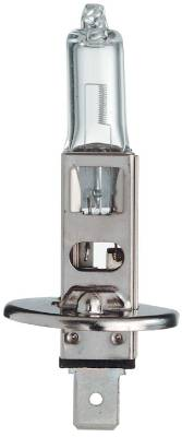 Halogenlampa H1, H3, H4, H7 Standard 12V