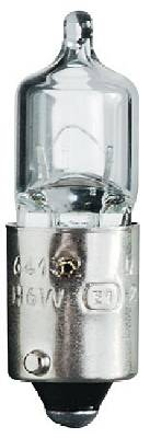 Halogenlampa H6W Standard 12V