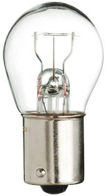 Signallampa plåtsockel BA15d 12V/24V