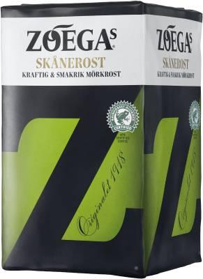 Coffee Zoegas Skånerost