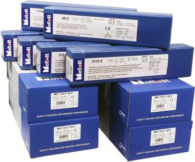 Sveiseelektrode reparasjon og overflatebelegg 71160 Meltolit