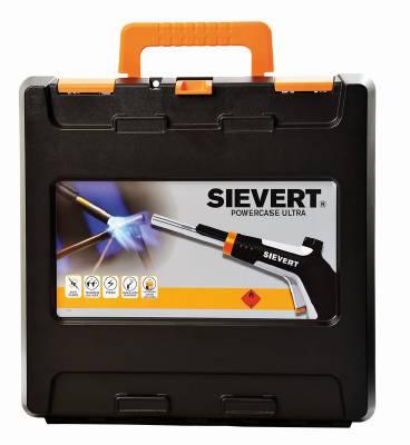 Burner set Sievert Powercase Ultragas