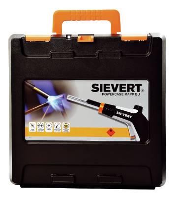 Burner set Sievert Powercase MAPP