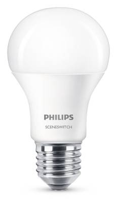LED-lampa SceneSwitch E27 Philips