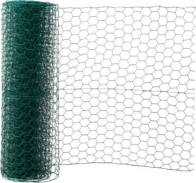 Hexagonal wire fencing galvanized