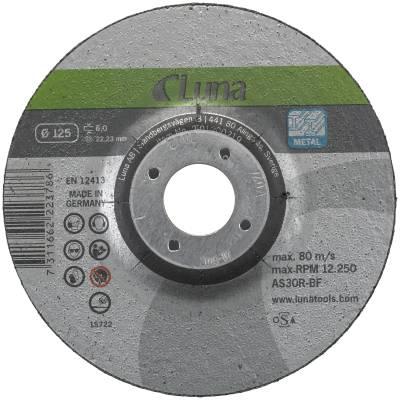 Depressed centre wheel Luna 20120