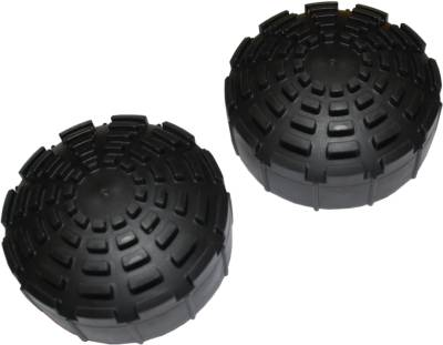 Rubber foot and rubber top Telesteps