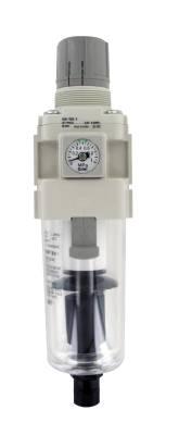 Filterregulator SMC med automatisk dränering