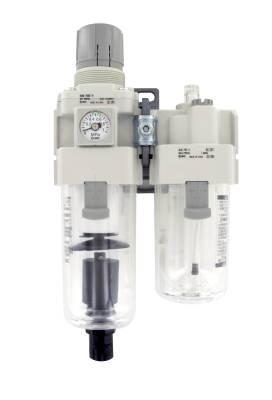 F-R-L unit SMC with automatic drainage