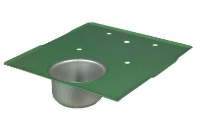 Bench for column for bench grinding machine KEF Slibette