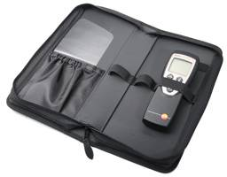 Case for climate instruments Testo 110 / 425 / 625 / 925