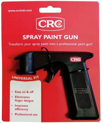 Spraypistol och munstycken CRC
