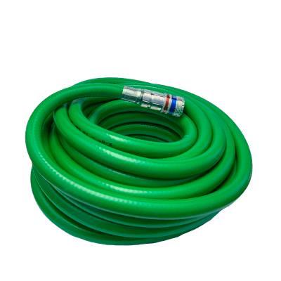 Slangsats tryckluft PVC 3/8 monterad med 320 säkerhetskoppling