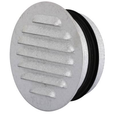 Round grille steel with spigot Flexit
