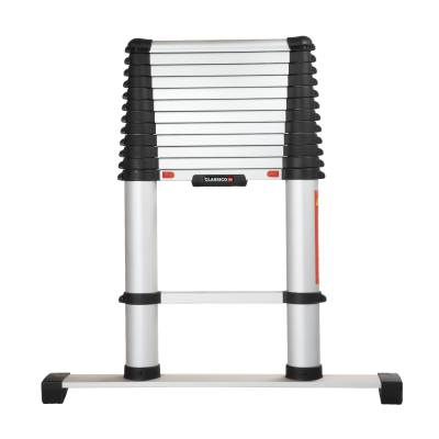 Telescopic ladder Classico with stabiliser Telesteps