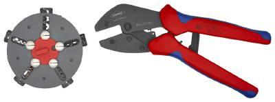 Krimptång Knipex 9733