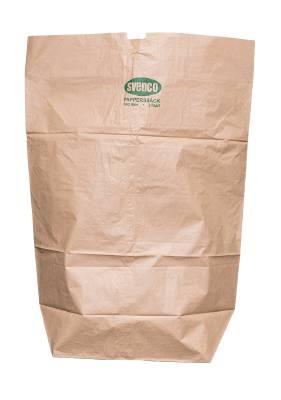 Sopsäck i papper (enbladig)