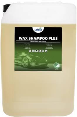 Fordonstvätt Lahega Wax Shampoo Plus