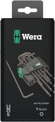 Torx key set Wera 967/9 TX 1