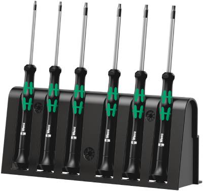 Mini screwdriver set Wera Micro 2067/6