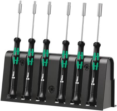 Mini screwdriver set Wera Micro 2052/7