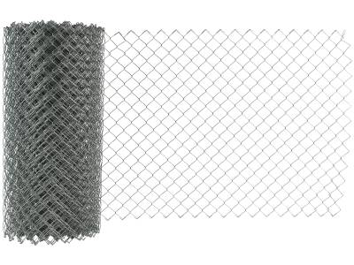 Wicker fence hot-dip galvanized