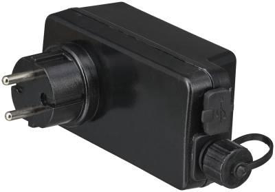Universal adapter 5 V/12 V Mareld