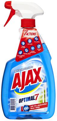 Glass cleaner Triple Action Ajax