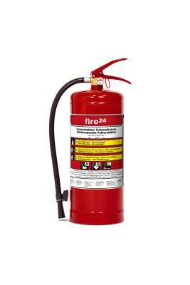 Pulverslukker Fire24