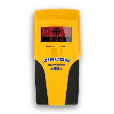 El-Metalldetektor Zircon e60c