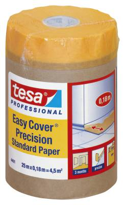 Maskering tesa 4401 Easy Cover Precision