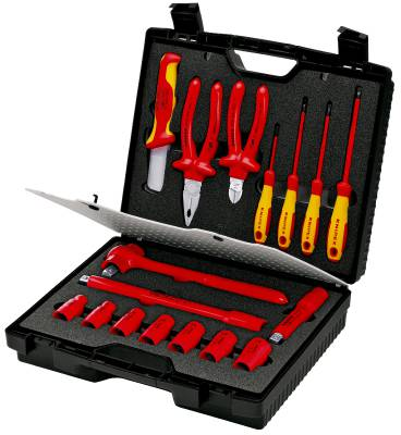Tool case Knipex 98 99 11/ 12