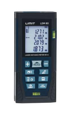 Etäisyysmittari Limit LDM 80