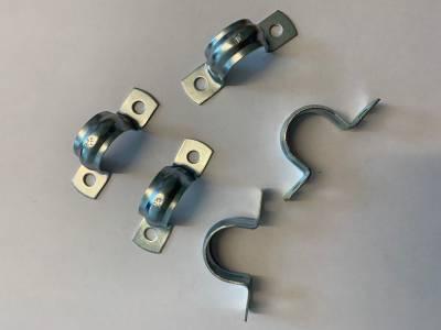 JR Cable clip, steel Grunda