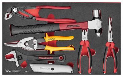7-osainen työkalusarja Teng Tools TEFMBP7