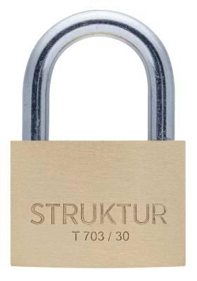 Hänglås STRUKTUR T 703