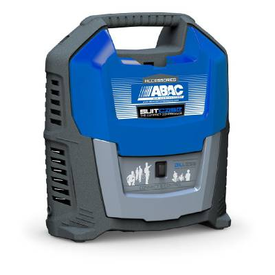 Kolvkompressor ABAC Suitcase