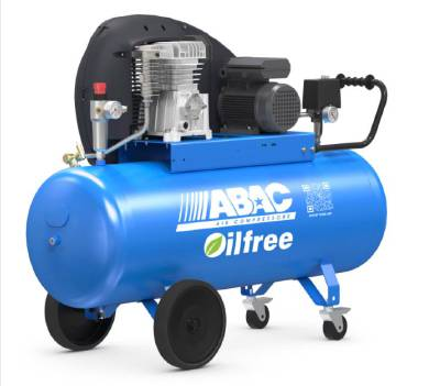 Reciprocating compressor ABAC PRO ZERO