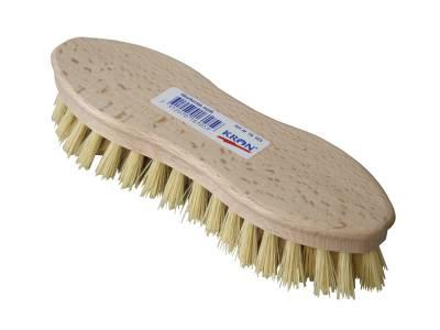 Scrub brush, soft bristles KRON