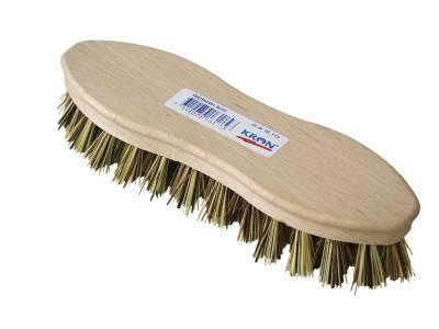 Scrub brush, stiff bristles KRON