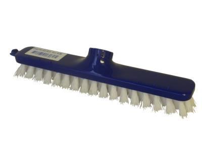 Deck brush, soft bristles and plastic back KRON