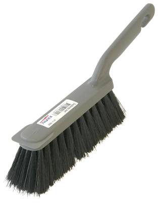 Dust brush, soft bristles and short handle KRON