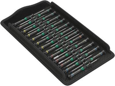 Mini screwdriver set Wera KK Micro 25