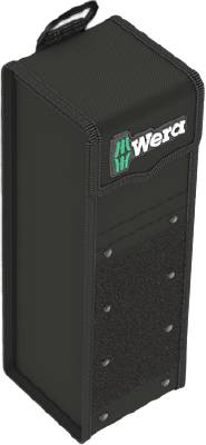 High tool box 2Go 7 empty Wera