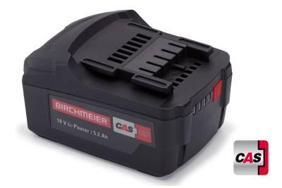 BATTERIPACK LI-POWER 18V/5.2AH
