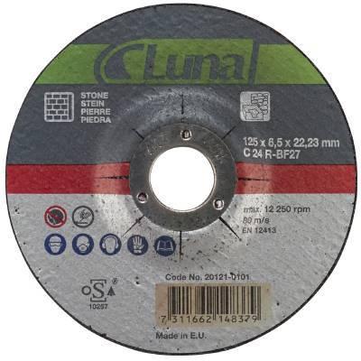 Depressed centre wheel Luna 20121