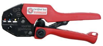 Crimping tool. Abiko GSA 0760