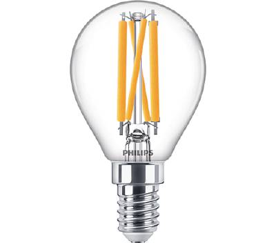 Klassisk LED-lampa E14 (dimbar) Philips