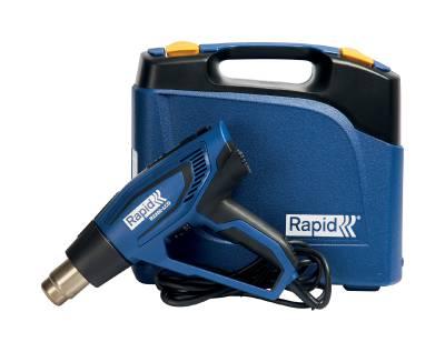 Varmluftspistol R2200 LCD Rapid med väska